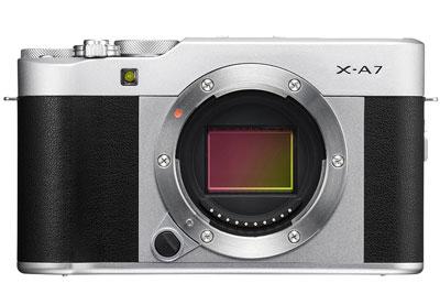 富士即将发布X-A7相机