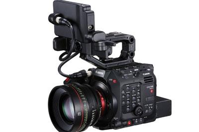 佳能正式发布5.9K电影摄影机C500 Mark II
