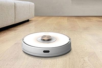 联想扫地机器人发布:世界首款自动集尘、续航强劲