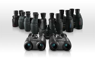 佳能发布BINOCULARS10×20IS及8×20IS双眼望远镜