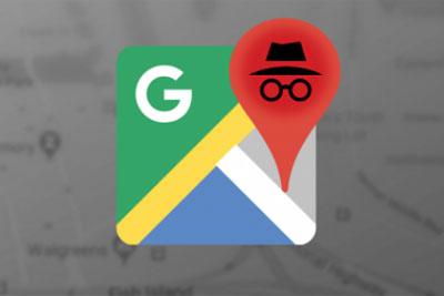 谷歌已向部分用户推出地图的隐身模式功能