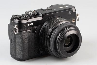 简便小巧的中画幅饼干头 富士GF50mm F3.5评测