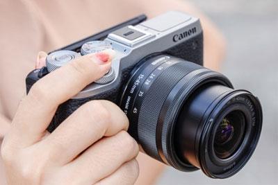 轻巧与高性能兼得 佳能M6 Mark II微单相机评测