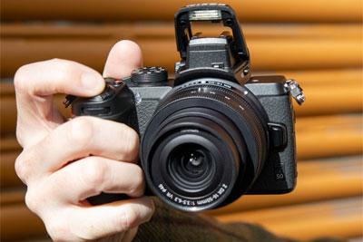 尼康Z50相机及两款Z卡口DX格局镜头实拍图