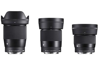 适马公布3款佳能EF-M卡口镜头国行售价
