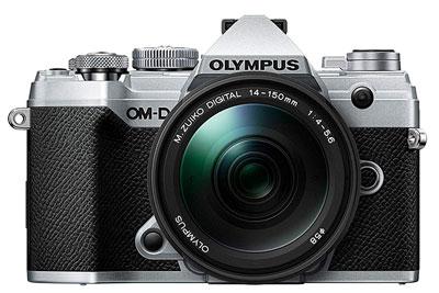 奥林巴斯E-M5 Mark Ⅲ相机外不雅及规格暴光