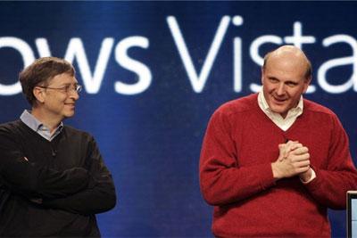微软前CEO鲍尔默:启动智能手机业务太晚