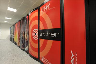 AMD霄龙进驻英国超级计算机:1.2万颗旗舰64核心