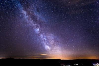 星空银河是怎样拍出来的?