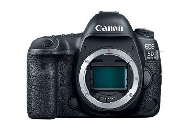 佳能预备发布新的旗舰级单反相机EOS 5D Mark V