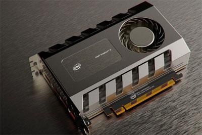 Intel独立显卡2020年中发布:首发10nm 次年7nm