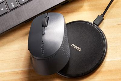 雷柏M300S鼠标评测:无线充电技术正在全面覆盖