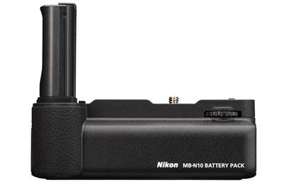 增强1.8倍续航 尼康MB-N10电池匣亮相