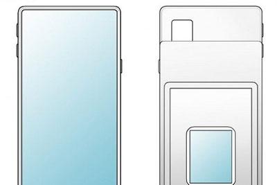 三星再曝神奇新专利:柔性屏转一下摄像头自动切换