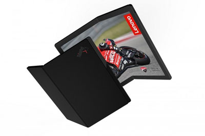 联想折叠屏ThinkPad X1的发布可能在Surface Neo之前
