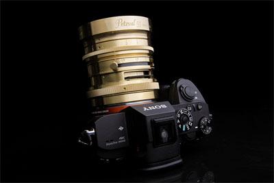 超高颜值旋焦镜头 Petzval 55 mm f/1.7 MKII评测