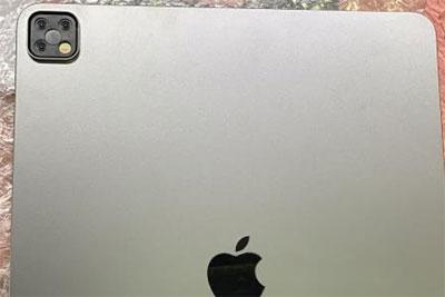 苹果暗示今年不发新版iPad Pro:会配浴霸三摄
