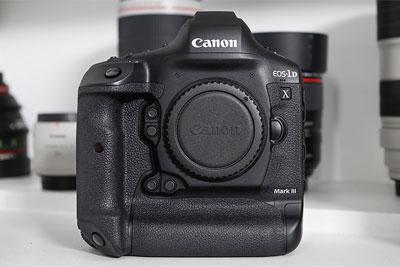 佳能EOS-1D X Mark Ⅲ相机更多细节曝光