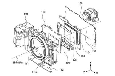 打造更小全画幅无反 佳能最新专利曝光
