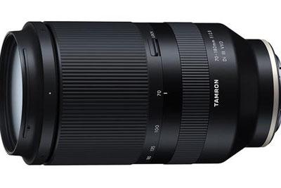 腾龙70-180mm F2.8 Di Ⅲ VXD将2020年3月上市销售