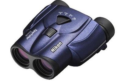 紧凑型双筒变焦望远镜 尼康推阅野Sportstar 8-24x25