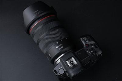 大三元标变镜头 佳能RF24-70mm F2.8 L IS评测