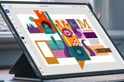 Adobe宣布:将于2020年推出iPad版illustrator