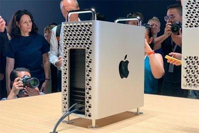 音乐人意外泄漏!或许新Mac Pro就要上市了?