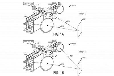 微软液晶滤镜摄像头专利曝光 可打造红外摄像机