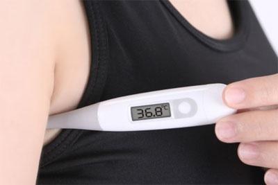 小米有品开卖电子体温计:19.9元 准确至0.1℃