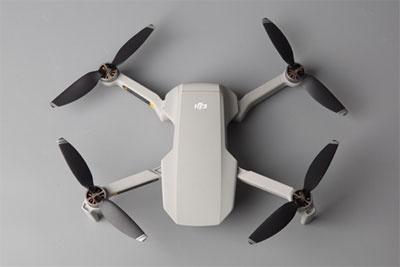 便捷的上帝视角 大疆御Mavic Mini无人机体验