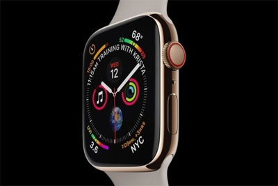 未来的Apple Watch可能会配备摄像头 并支持Face ID