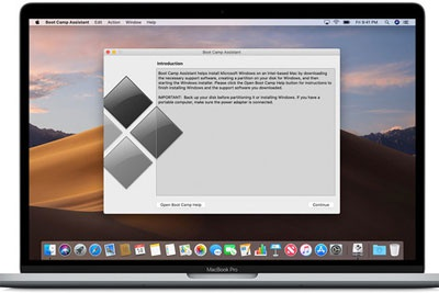 新MacBook Pro没法用Windows? 已经有解决办法了
