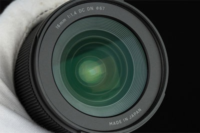 EOS M首支大光圈广角头 适马16mm f/1.4 DC DN评测