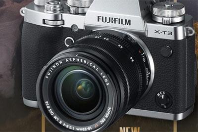 富士X-T4新机曝光:机身防抖+6K视频