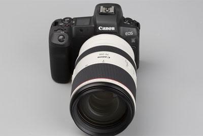 EOS R专微长焦大三元镜头 佳能RF70-200 F2.8评测