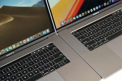 账面数据对比15和16吋MacBook Pro有何区别