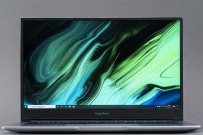 全面升级 轻薄本的新体验 MagicBook 14锐龙版评测