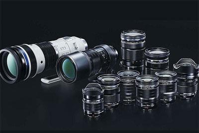 新增三支镜头 奥林巴斯最新镜头路线图发布