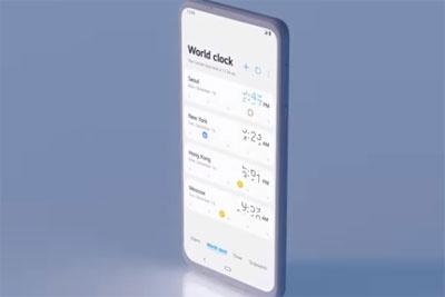 LG公布自家最新手机界面UX 9.0,有点像三星One UI