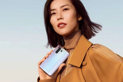 vivo X30官宣代言人刘雯,专业影像旗舰+5G