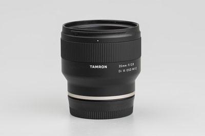 E卡口定焦镜头新选择 腾龙35mm F2.8评测