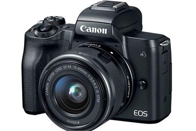 或为新款微单 佳能最新入门级相机曝光