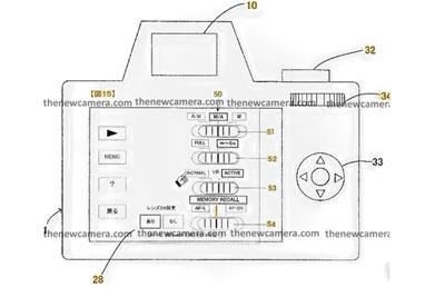 优化按键数量 尼康新操控界面专利曝光