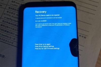 又有三款安卓旗舰被攻破:运行完整版Windows 10