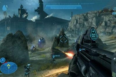 PC党的胜利 光环士官长合集成Steam最受欢迎游戏之一