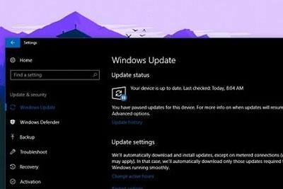 旧版Windows 10用户也要升级1909了