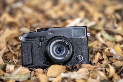 胶片风格的魅力 富士X-Pro3相机体验街拍