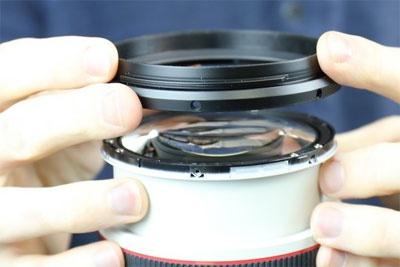 带你看内部构造 佳能70-200mm F2.8L IS USM镜头拆解
