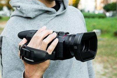 更小巧 更专业 松下发布便携式4K摄像机松下X1500